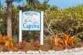 Ortschild von Captiva Island Florida
