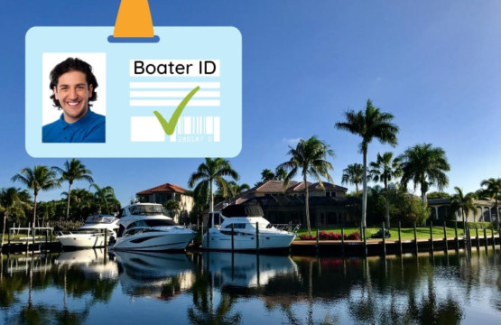 Boater ID als Führerschein für Boote in Florida