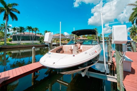 Bootsvermietung-Cape-Coral-Sea Ray SDX 240
