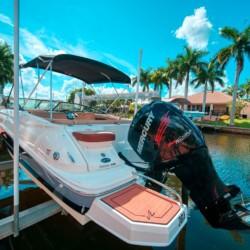 Bootsvermietung-Cape-Coral-Sea Ray SDX 240
