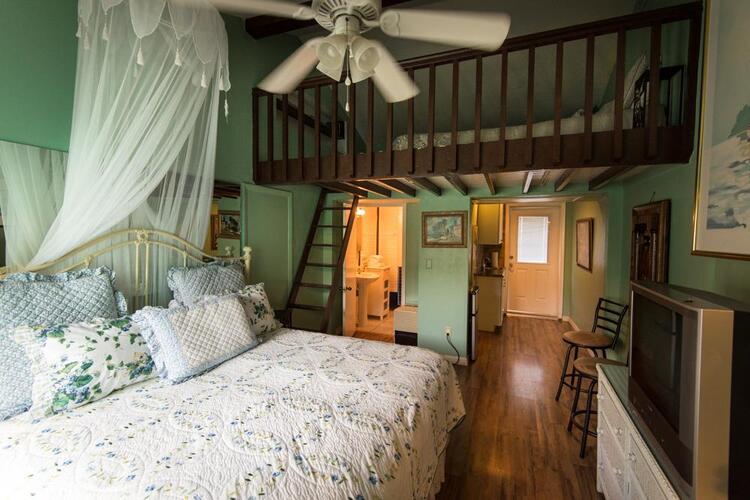 Zimmer vom Captiva Island Inn auf Captiva Island