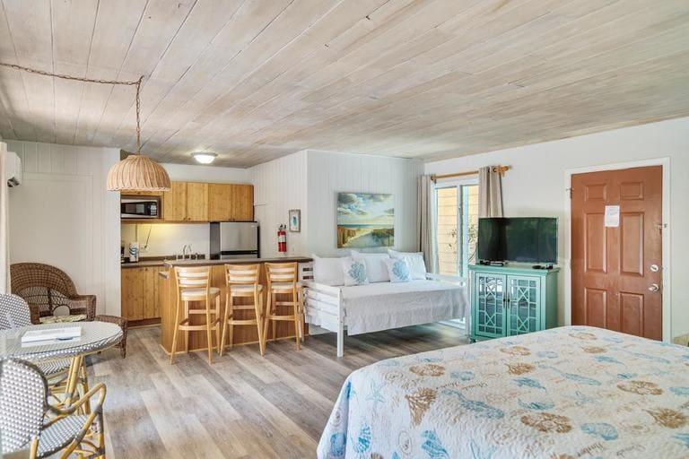 Zimmer vom Parrott Nest Cottages auf Sanibel Island