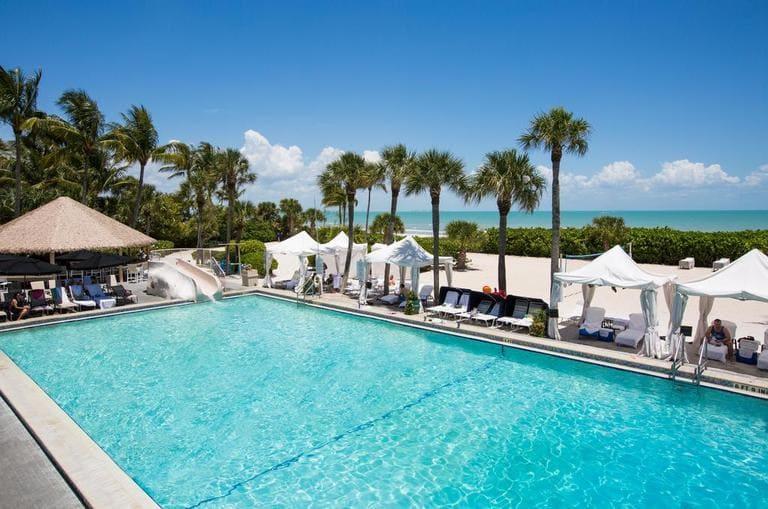 Pool vom Sundial Beach Resort and Spa auf Sanibel Island