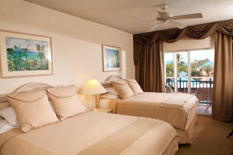 Zimmer vom Tween Waters Inn Island auf Captiva Island